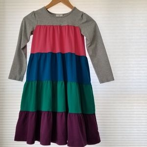 Hanna Andersson Girl's Multicolor Dress Size 8